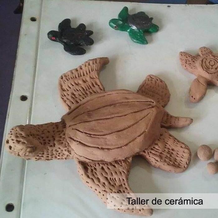 Taller De Ceramica Fundaci N Tourtugas